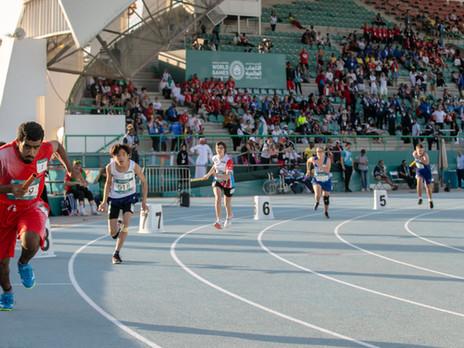 ¡Llega el Desafío Virtual de Atletismo Inclusivo!