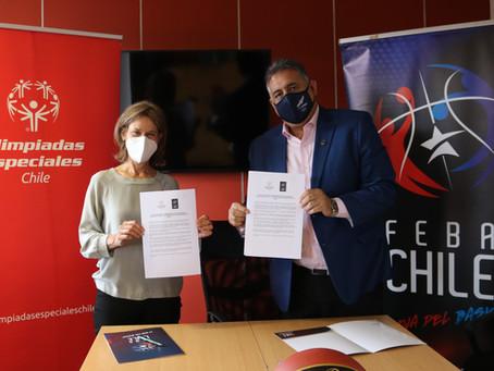 El Baloncesto Inclusivo de Olimpiadas Especiales Chile