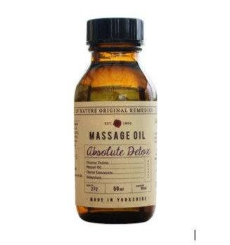 Massage Oil - Absolute Detox (50ml)