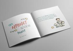 An Alphabet Space Hunt