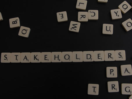 Stakeholder capitalism matters
