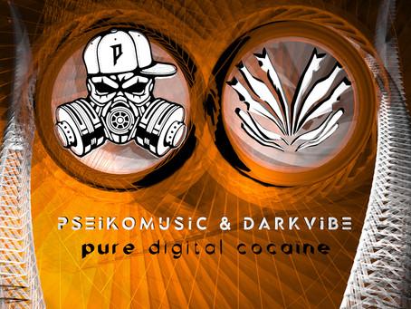 PseikoMusic & Darkvibe - Pure digital cocaïne (IPN10)