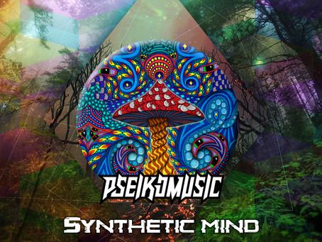 Pseikomusic - Synthetic minds (IPN12 Psytrance)