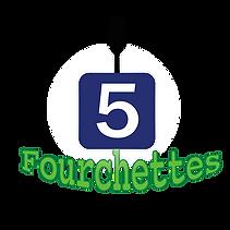 Logo restaurant 5 Fourchettes, Douala, Bonapriso, Bounamoussadi, Bangui