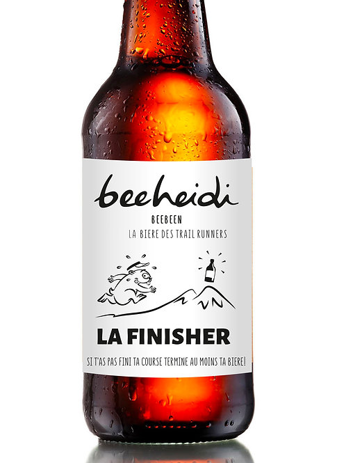 Beeheidi Beebeen - LA FINISHER (carton de 24 pces)
