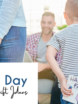 Top Five Father's Day Gift Ideas