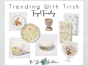 Trending With Trish x Target Tuesday - Last Minute Easter Supplies