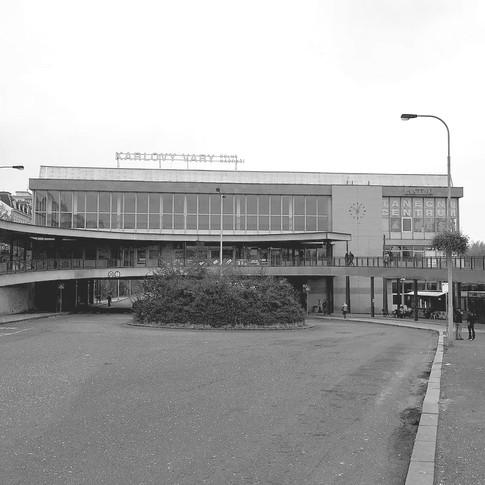 Prostor dolního nádraží