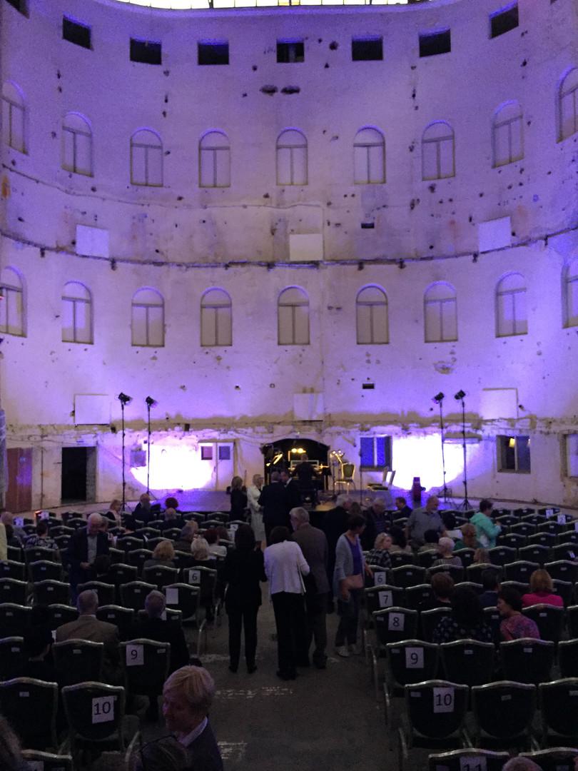 Koncert KSO v Císařských lázních (30. 8. 2018)