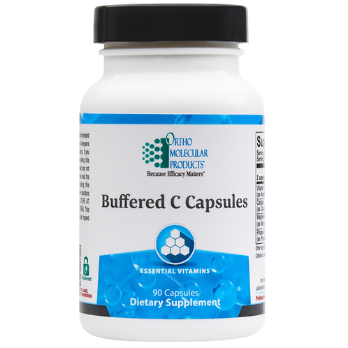 Buffered C Capsules - 90 count