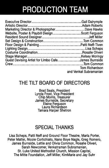 Production Team - FLIPSIDE REDUX - TILT