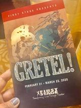 Gretel Program First Stage