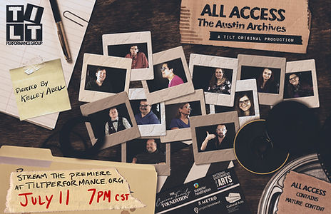 Show poster for All Access - The Austin Archives