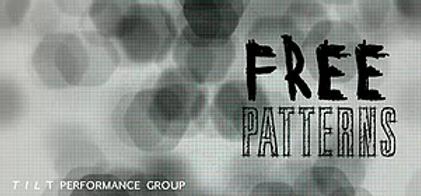 Free Patterns - TILT Performance Group