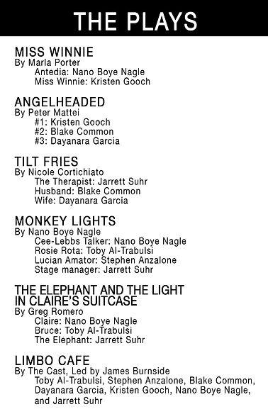 The Shows - FLIPSIDE REDUX - TILT Perfor