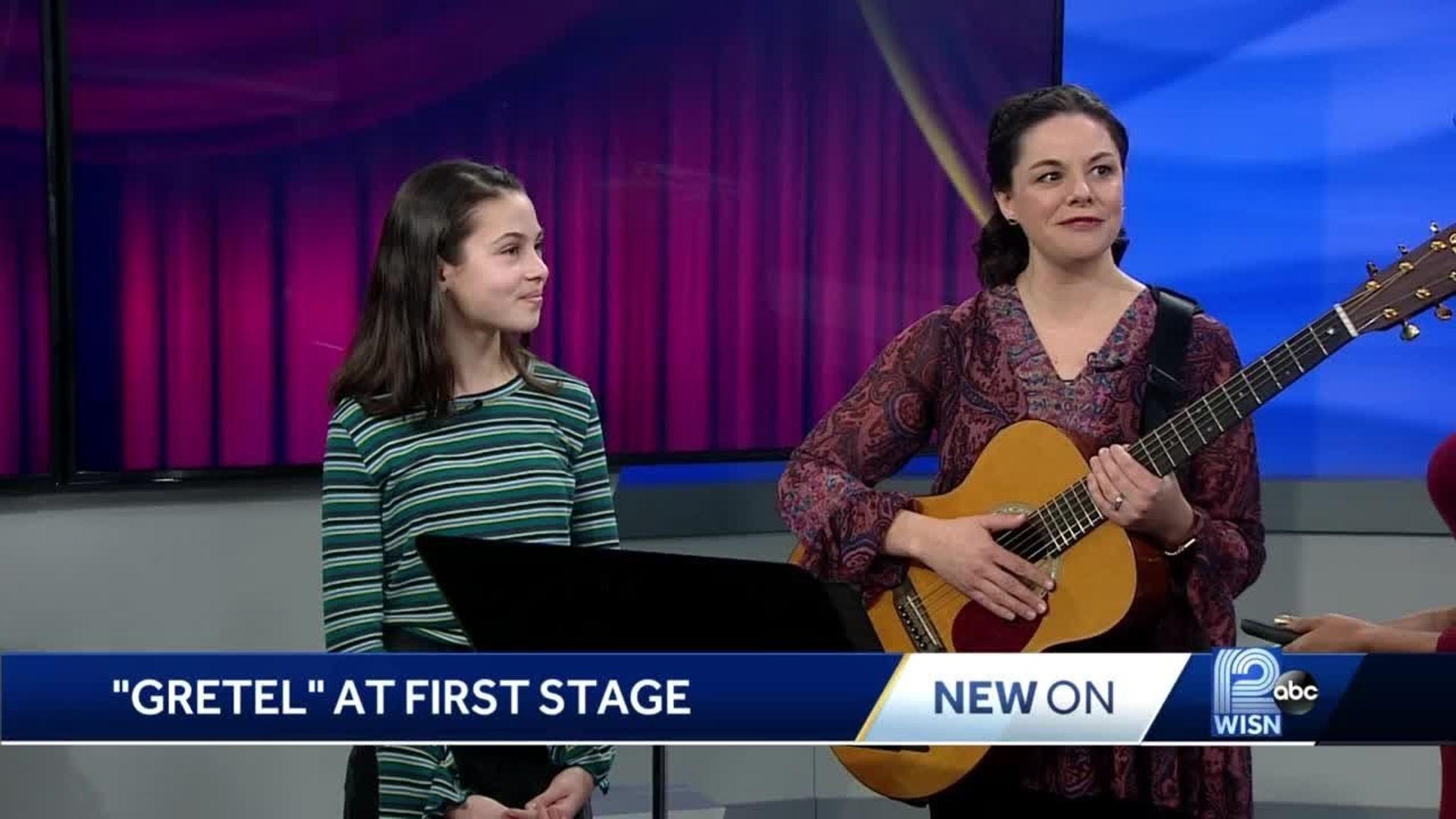 Preview of new folk rock musical: Gretel