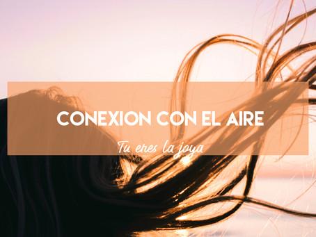 Conexión con el Aire