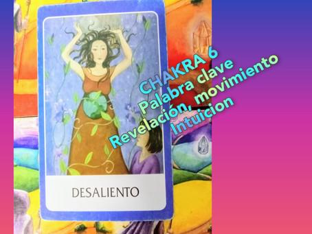 Intención manifiesta: sexto chakra