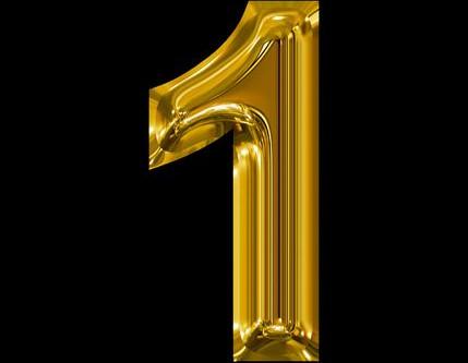 La Vibración del número 1