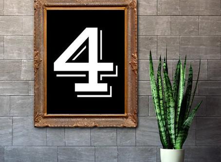 La Vibración del Numero 4: Aspectos internos (III)