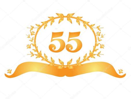 El 55 Número Maestro
