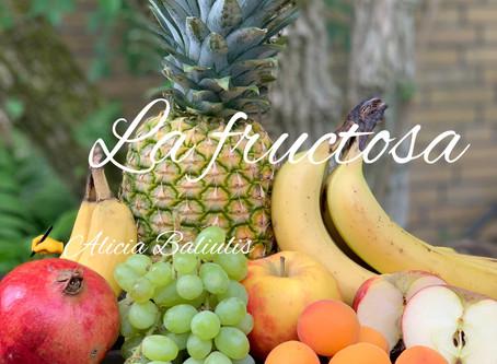 La fructosa