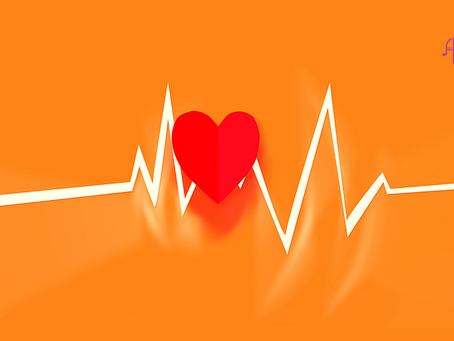 Pulso musical del corazón
