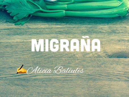 Ten en cuenta esto si sufres de migraña