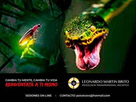 La Fábula de la Luciérnaga y la Serpiente