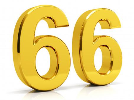 El 66 Número Maestro