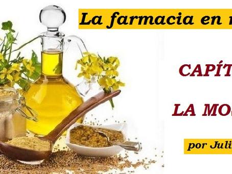 LA FARMACIA EN MI COCINA. CAPÍTULO 3: LA MOSTAZA!!