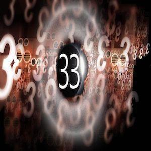 El 33 Número Maestro