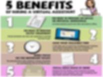 Virtual Assistance Benefits