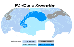 Panasonic Coverage Map