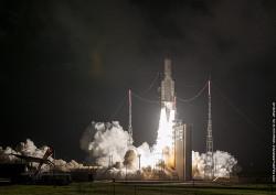 Yahsat Al Yah 3 launch