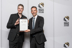 Inmarsat Deutsche Telekom EAN German Award