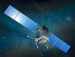 SSL selected to partner with DARPA to develop satellite servicing business