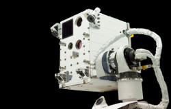 SSL equipment for NASA spacecraft servicing demonstration reaches the ISS