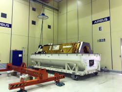PAZ satellite - Copyright Airbus 2017