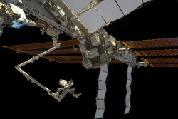 MDA recognised by NASA for robotic servicing of ISS
