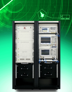 Rack-mount radar signal generator is ideal for training military operators