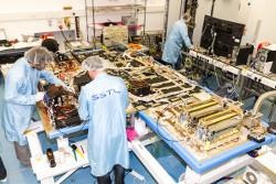 Galileo FOC payload under test Apr 12