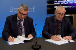 SES and ESA set up new government satcom platform