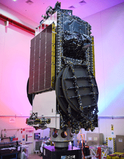 SSL-built high capacity satellite for Hughes begins post-launch maneuvers according to plan