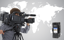 Dejero helps deliver live news to Australia from challenging locations