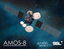 Spacecom selects Maxar Technologies' SSL to build AMOS-8 communications satellite with advanced capa