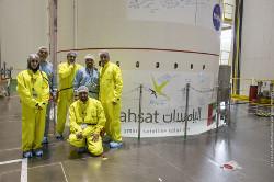 Al Yah 3 ready for launch