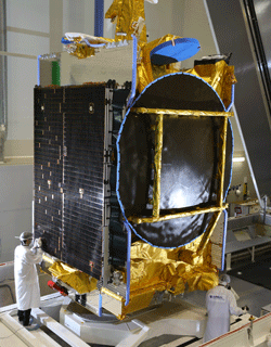 Airbus Defence and Space ships SES-10 satellite to launch site