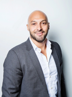 Anas Hantash, MENA Sales Director at Imagine Communications