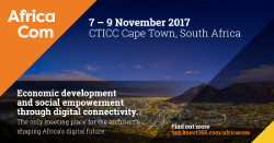 The AHUB at AfricaCom 2017 - Unleashing the power of Africa's tech start-up ecosystem